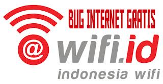 Cara Mudah Internet Gratis Di WIFI.ID