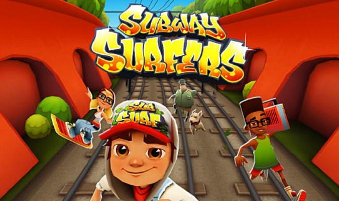 Game Android Offline Terbaik Sepanjang Masa - Subway Surfers