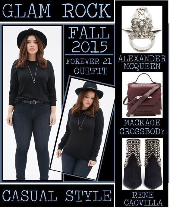 22858d236 Glam Rock - Casual Style