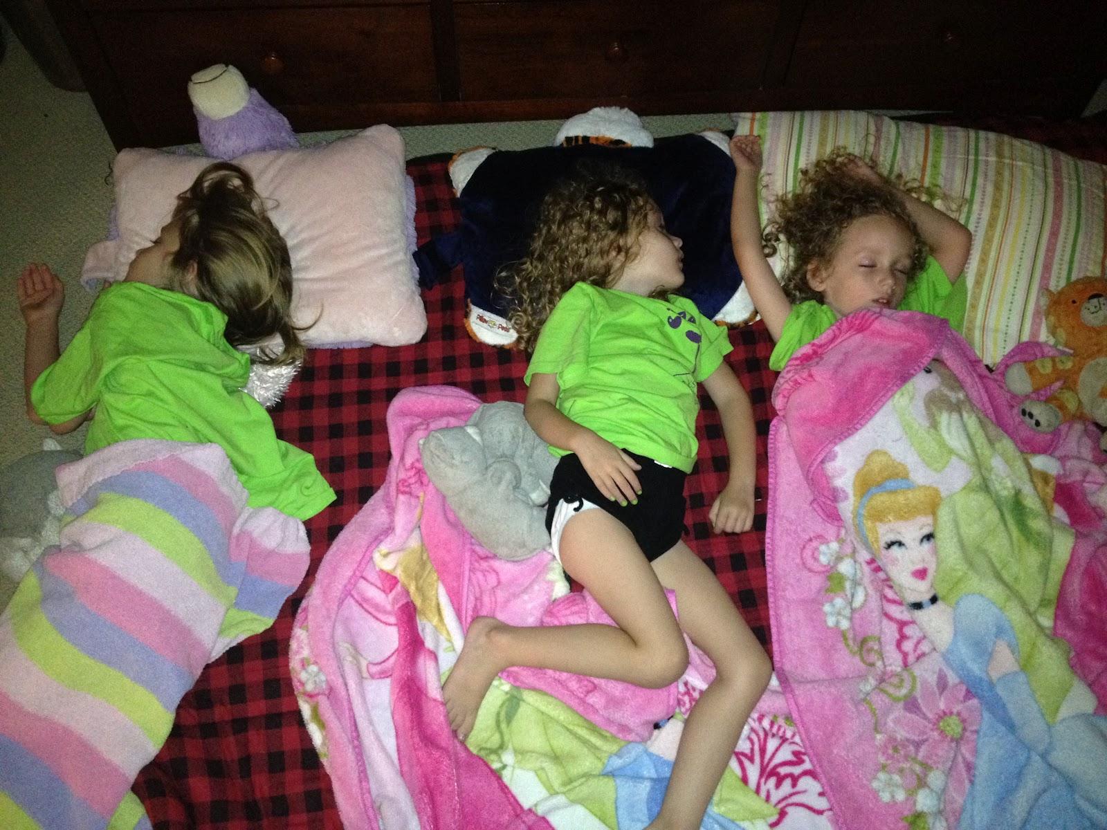 Sleepover little girls, sexy hot naked mixed girls