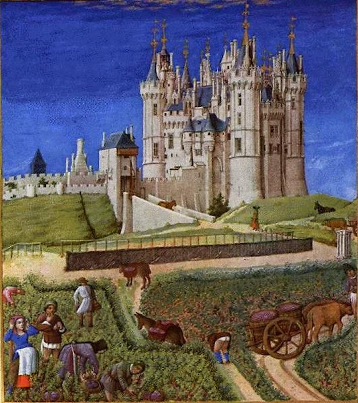 Agricultura na Idade Média