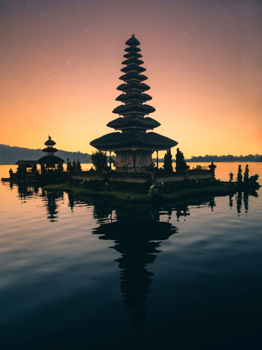Indonesia Tourism Bali Buildings Wallpaper Wallpapers Heroes