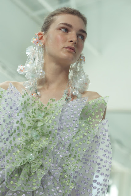 New York Fashion Week Delpozo Spring 2017