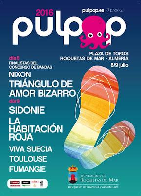 Pulpop caetel 2016 Festival