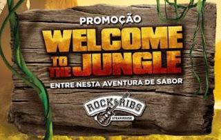 Cadastrar Promoção Rock & Ribs 2018 Jumanji Bem Vindo à Selva