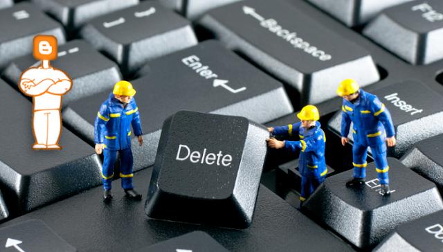 Silinen Blogger yazılarını geri getirme