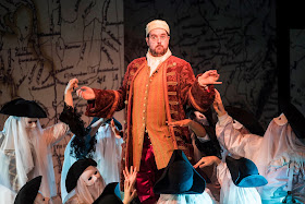 Bernstein: Candide - Ben McAteer - West Green House Opera (Photo Matthew William Ellis)