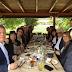 Βουλευτές Θεσσαλονίκης και Χαλκιδικής, ποζάρουν χαρούμενοι για τη συμφωνία με τα Σκόπια