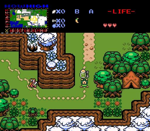 HowHigh - a custom quest for Zelda Classic (1 90)