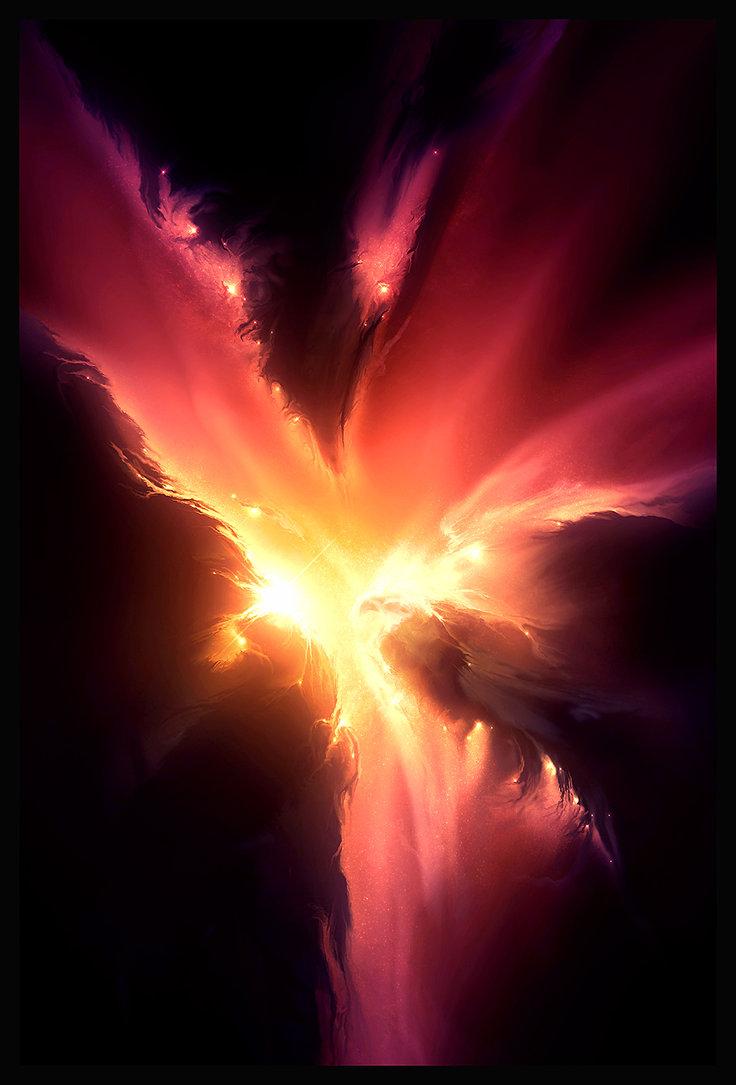 phoenix nebula hubble - photo #1
