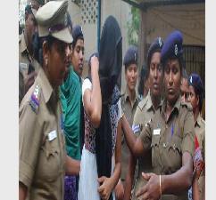 சென்னையில் மாவோயிஸ்ட் பெண்கள் கைது