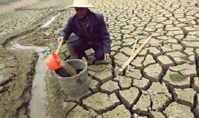 Bencana alam Kekeringan - berbagaireviews.com