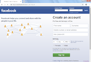 How to create Facebook Account on computer with pictures /pickuplike