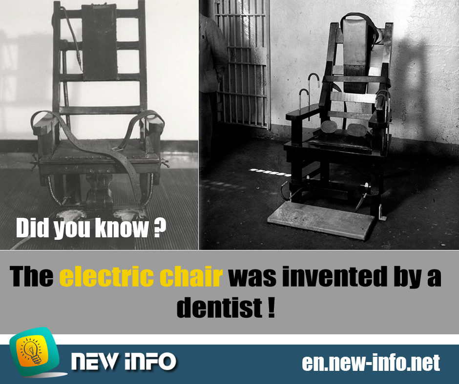 Electric Chair Was Invented By Herman Miller Aeron Office The A Dentist New Info Tipps
