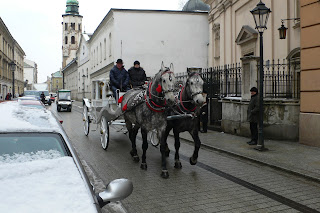 Vie quotidienne de FLaure: Cracovie (photo perso)