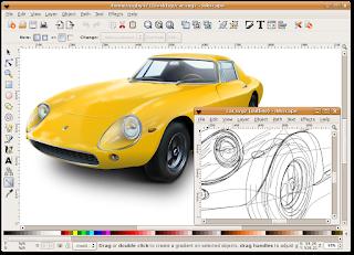 Aplikasi Gratis Alternatif Adobe Illustrator dan CorelDraw