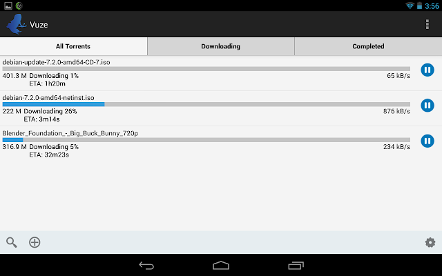 5 best free Torrent downloading apps for Android
