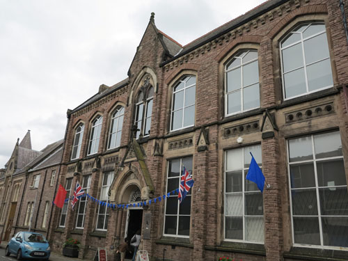 Macclesfield Silk Museum, Cheshire