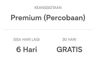 Cara berlangganan viu premium gratis