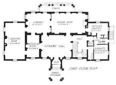 architect design 101815 102515 – Meyer May House Floor Plan