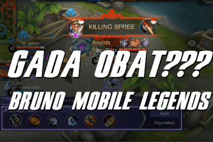 Tips dan Build Item Terbaik Bruno Mobile Legends
