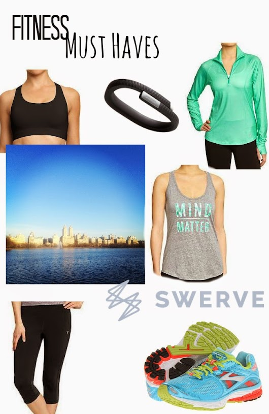 What I'm Wearing: Fitness Edition