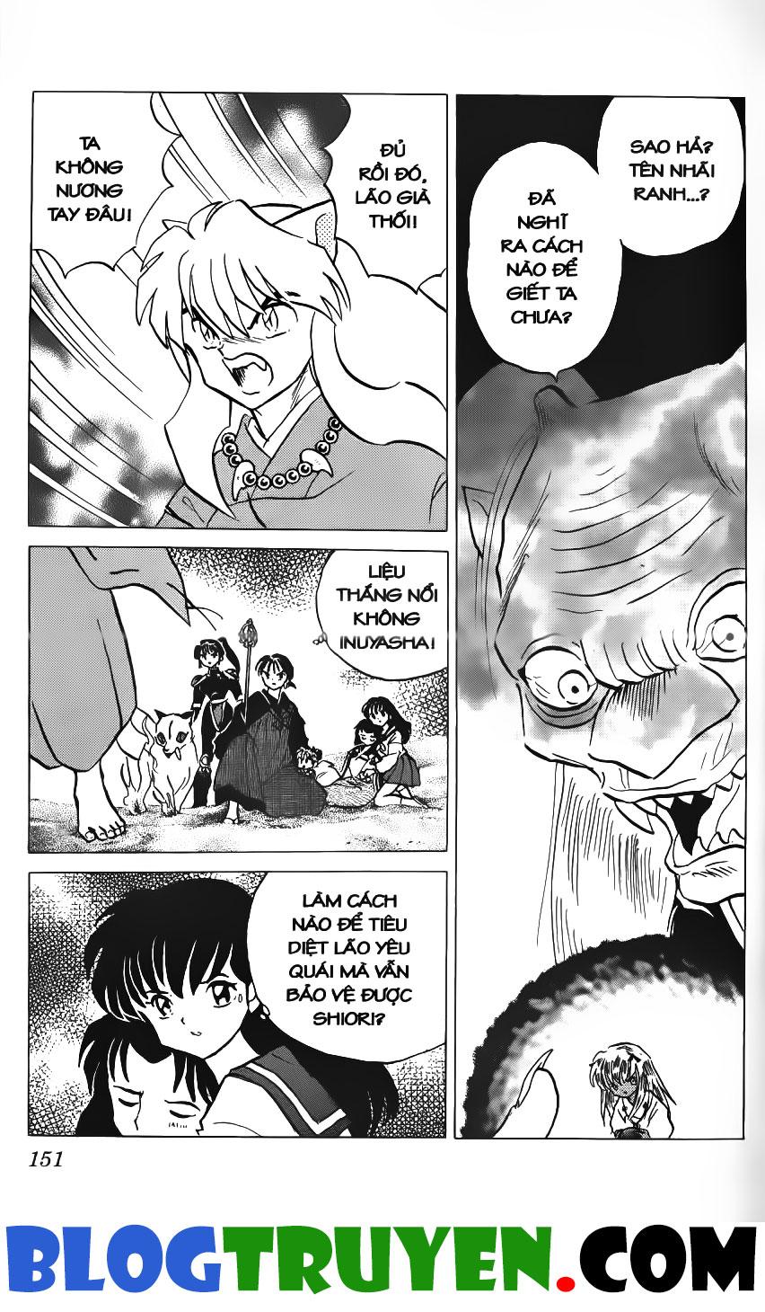Inuyasha vol 22.9 trang 4