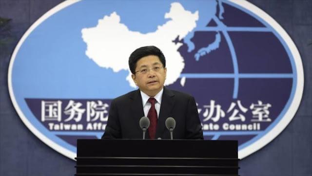 China descarta una reunión con Taiwán similar a la de Trump-Kim