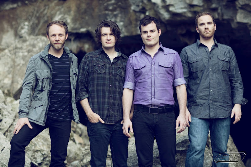 Downhere - On The Altar Of Love 2011 Band Members Marc Martel, Jason Germain, Glenn Lavender, Jeremy Thiessen