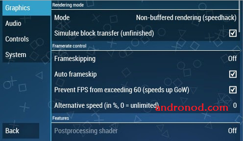 Cara Install & Penggunaan Emulator PPSSPP For Android Terbaru