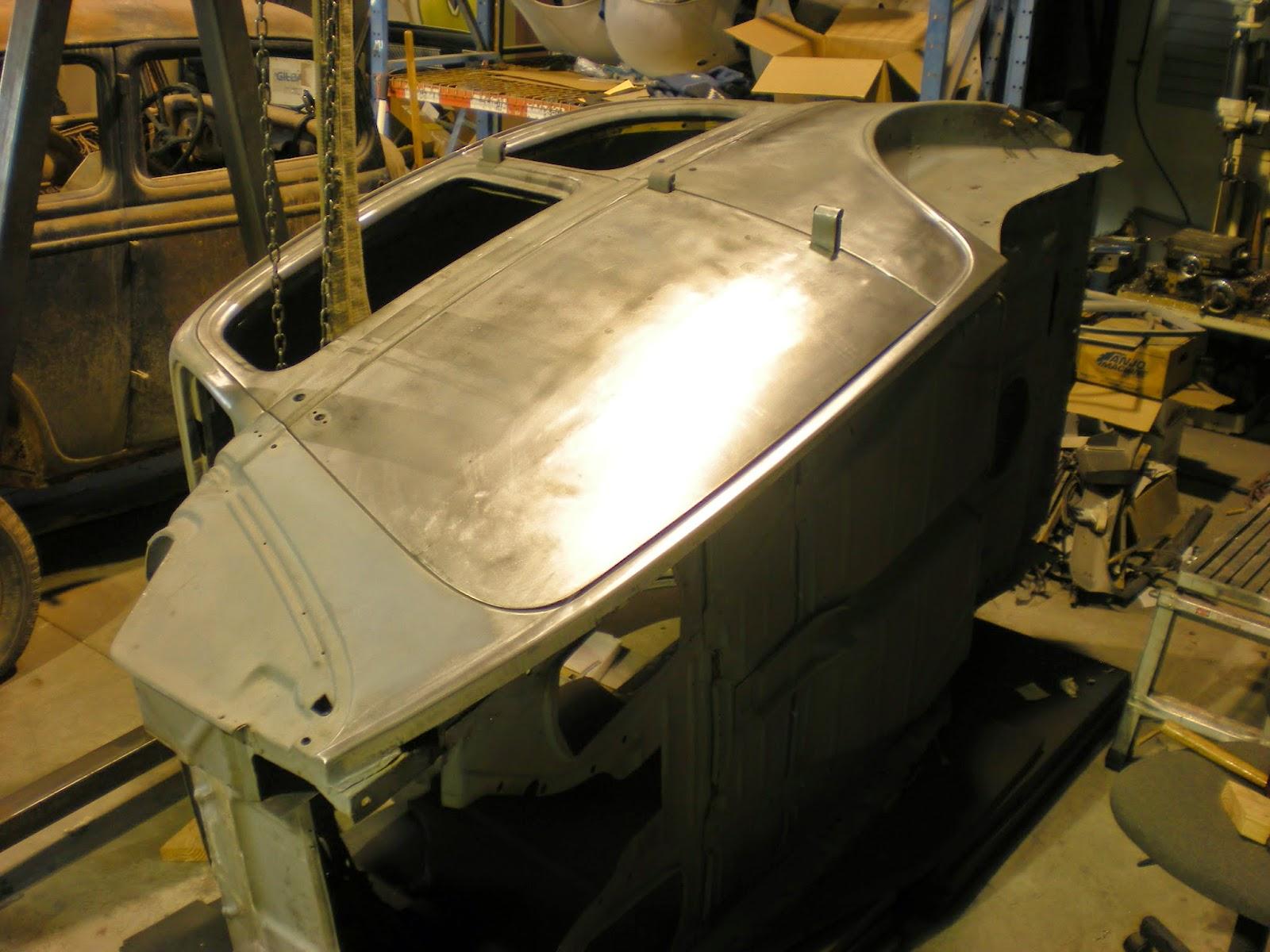 Salt Flats Speed Shop: Finished installing the new rocker