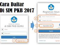 Berikut Cara Daftar Di SIM PKB 2017