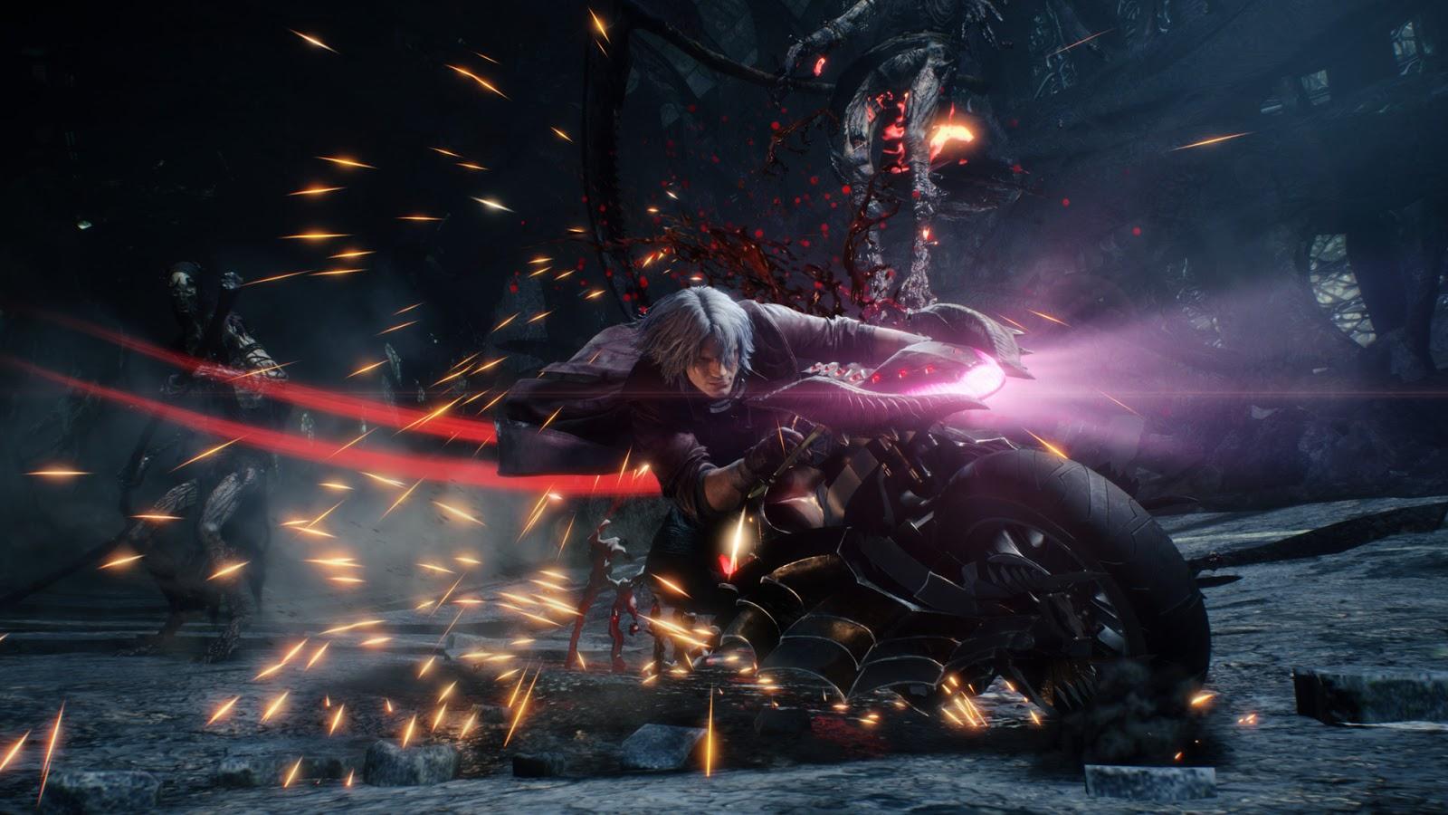 Devil May Cry 5 PC ESPAÑOL REPACK (JPW) 4