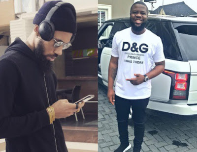 Shots Fired: Between Hushpuppi, Phyno and Kcee