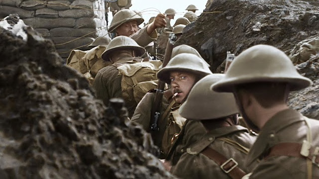 Review | They Shall Not Grow Old | 2018