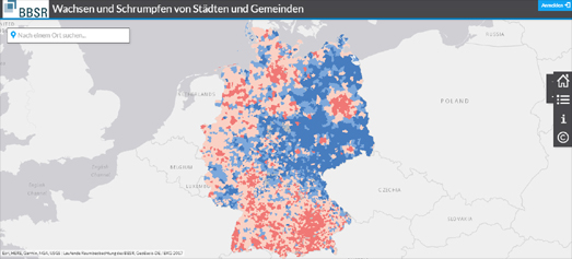 Maps Mania: Germany's Growing & Shrinking Cities on map africa cities, map with cities, german cities, map equatorial guinea cities, map of german states and capitals, map ethiopia cities, map of bavaria cities, map world cities, map japan cities, map jordan cities, map italy cities, map france cities, map spain cities, map england cities, map romania cities, map georgia cities, map india cities, map europe cities, map co cities, map turkey cities,