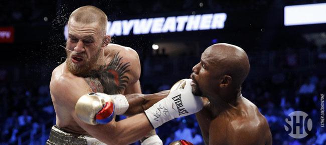 Floyd Mayweather TKO's Conor McGregor (REPLAY VIDEO)