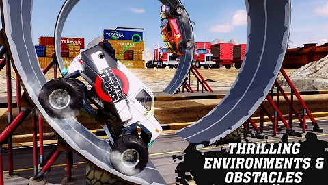 Monster Truck Racing v0.0.5 Mod Apk (Unlimited Money)