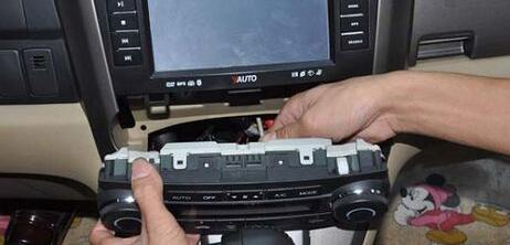 Honda CRV CR-V 2006-2011 radio removal and Upgrade stereo