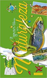 El Gran Libro de la Naturaleza - Larousse Editorial y Sophie de Mullenheim