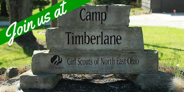 Tour Girl Scout's (@GSNEO) Camp Timberlane With Us
