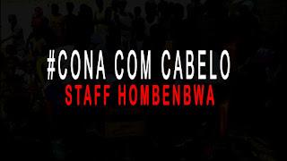 Staff Hombembwa - C#na Com Cabelo
