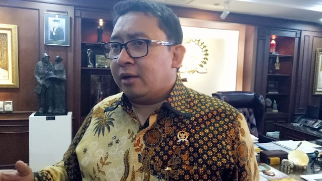 Fadli Zon Sindir Keras Jokowi soal Masuknya Berton Sabu