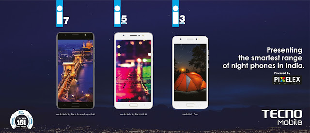 Tecno launches 'Made for India' i-Series smartphones in Karnataka