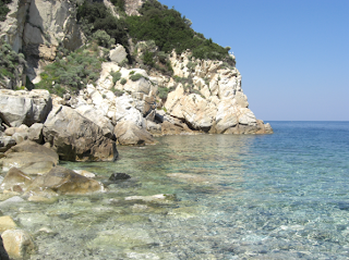 Isola d'Elba - rocky beach coves