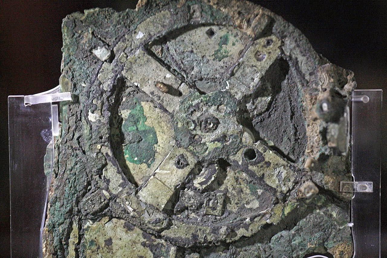 Computador de Arquimedes: a peça principal foi a primeira achada