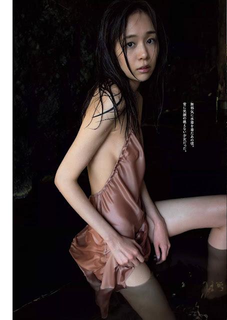松岡音々 Matsuoka Nene Weekly Playboy No 5 2018 Photos