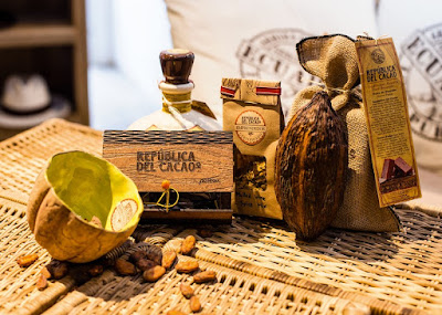 Cocoa Tourism of the new World