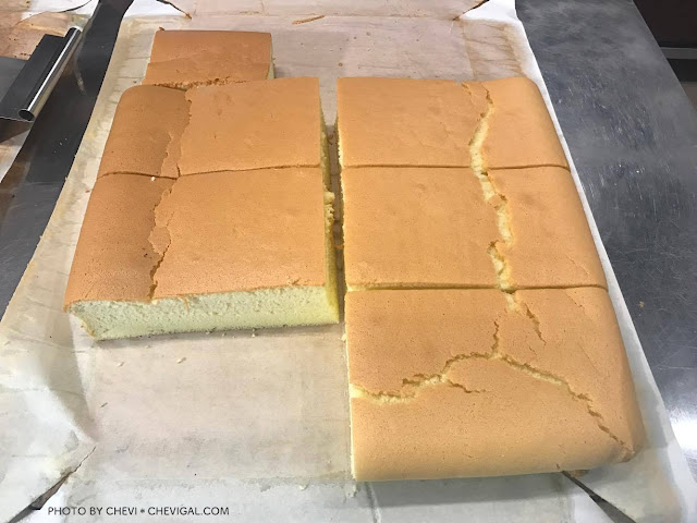 23157862 1624963147564950 316778083 o - 台中西屯│雞蛋牛奶古早味蛋糕。口味口感再升級!推薦苦甜巧克力口味,假日還有隱藏口味唷!