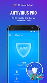 Virus Cleaner Hi Security Antivirus